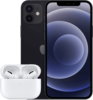 Apple iPhone 12 with AirPods Pro