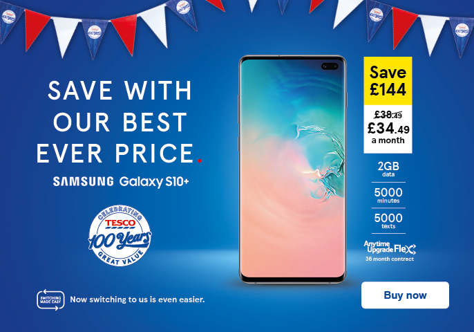 Samsung Phones | Samsung Pay Monthly | Tesco Mobile