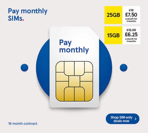 Tesco Mobile Xmas SIM only offers